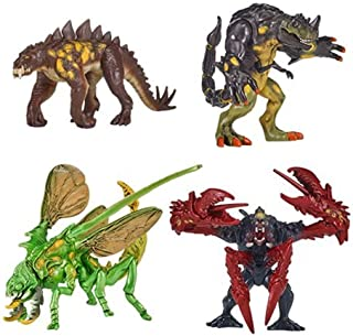 mech x4 monsters toys