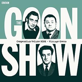 The Goon Show - Compendium Volume Nine - Vintage Goons