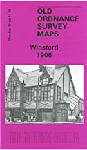 Winsford 1908: Cheshire Sheet 41.09 (Old Ordnance Survey Maps of Cheshire)