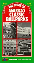 The Story of America's Classic Ballparks VHS
