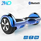 2WD Hoverboard Scooter eléctrico Patinetes eléctricos...