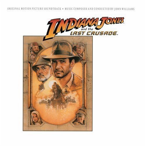 Indiana Jones and the Last Crusade [Audio CD]