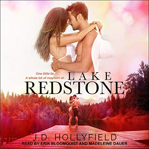 Lake Redstone cover art