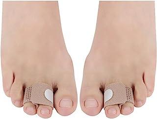 SUPVOX Stecche per le dita Stuoia per dita dei piedi Rotti avvolge le bende Ammorbidire le dita per le dita del martello