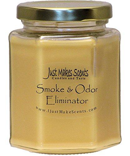 Just Make Scents Smoke & Odor Eliminator Blended Soy Candle
