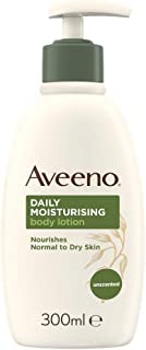 Aveeno Daily Moisturising Lotion, Moisturises for 24 Hours,