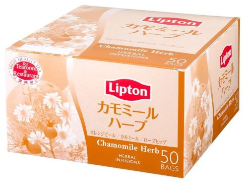 Lipton(リプトン)『カモミールハーブ』