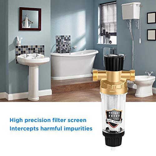 Nrkin 40-45 Micron Purificadores Agua Sistema filtración