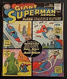 Giant Superman Annual! (No. 4)