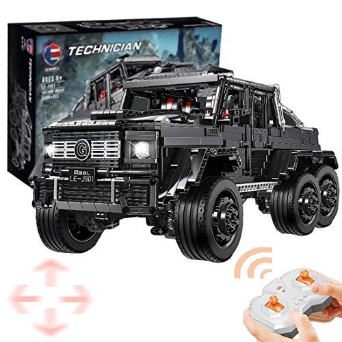Jeep Building Kit