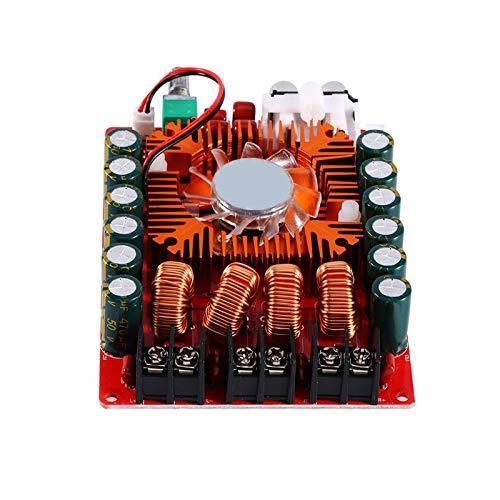 Niiyen Placa amplificadora de Audio, Placa amplificadora de Potencia estéreo de Doble Canal de Alta Potencia Tda7498e 160w + 160w, Chip Amplificador Tda7498e, con Buen estéreo de Dos Canales