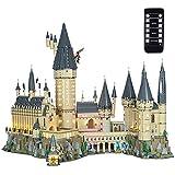 Dellia Juego de iluminación LED para Lego 71043 Castillo Hogwarts de Harry Potter, juego de luces LED RC compatible con LEGO 71043 (sin juego de Lego)
