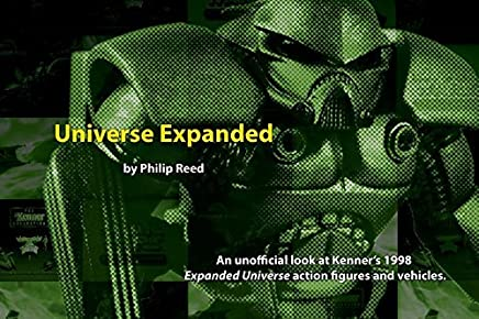 Universe Expanded by Philip Reed (2016-08-02)