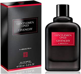 Gentlemen Only Absolute By Givenchy Eau De Parfum Spray 1.7 Oz, Black