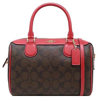 COACH Women Shoulder Inclined Shoulder Bag