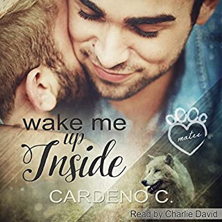 Wake Me Up Inside audiobook cover art