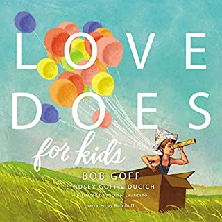 Love Does for Kids audiobook cover art