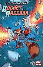 free comic book day rocket raccoon