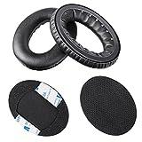 Bingle Piel Almohadillas para Auriculares Bose AE1Triport 1TP-1TP-1A Headphones-Spare Almohadillas de Repuesto Almohadillas para Bose TP-1A (Clip, 1par), Color Negro