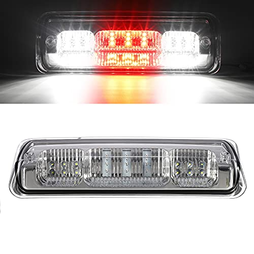 Partsam High Mount Stop Light Replacement for Ford F150 3rd Brake Light 04-08...