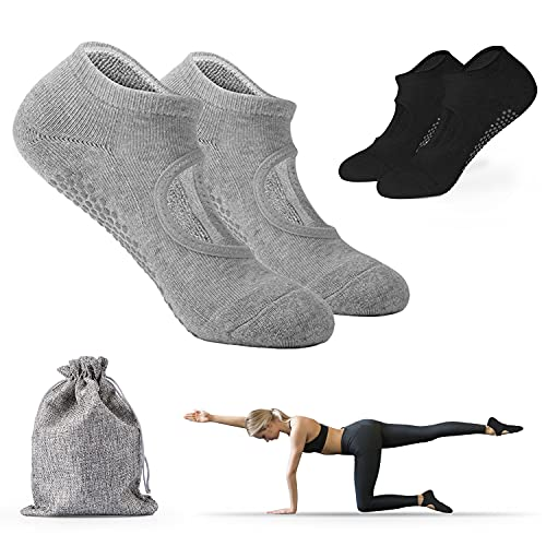 Tusscle Calcetines Yoga (2 piezas)