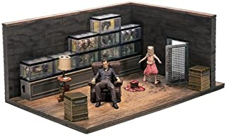 McFarlane Toys Building Sets -The Walking Dead TV The Governor's Room Building Set (292 pcs/pzs)