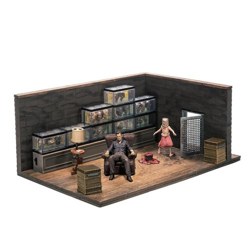 Walking Dead Tv Building Set Governors R