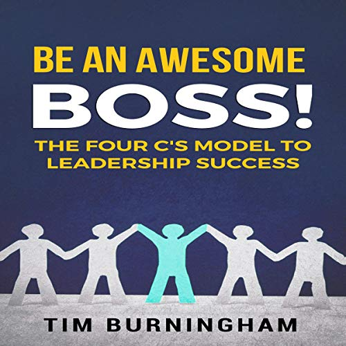 Be an Awesome Boss! cover art