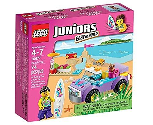 LEGO Juniors 10677 - Strandausflug