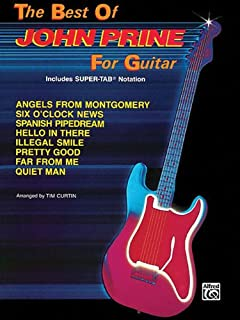 Best of John Prine (The Best of... for Guitar Series)