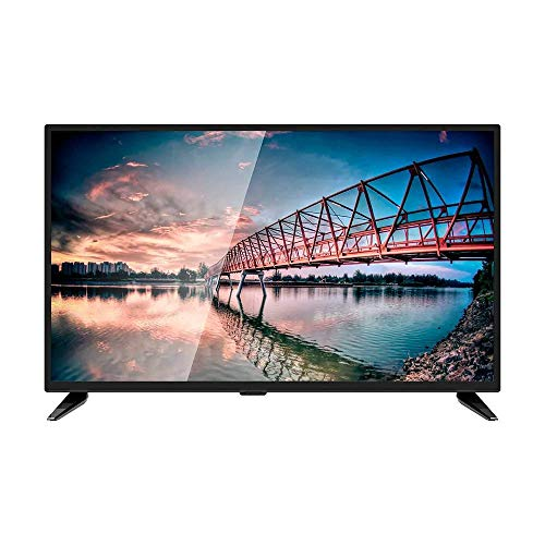 Hisense 32H3D1 Feature TV 32', Backlight LCD, 720p, Color Negro (Renewed)