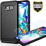 yuanming LG G8X Thinq Case, LG V50S Thinq Case with HD