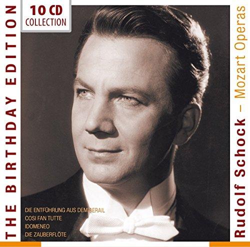 Rudolf Schock in Mozart-Opern