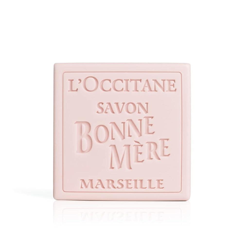 ベンチャートラブル寛解ロクシタン(L'OCCITANE) ボンメールソープ ワイルドローズ 100g