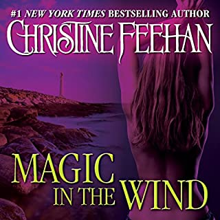 Magic in the Wind audiobook cover art
