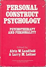Personal construct psychology: Psychotherapy and personality (Wiley series on personality processes)