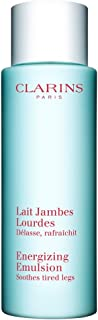 Clarins Energizing Emulsion for Tired Legs - Pack of 2