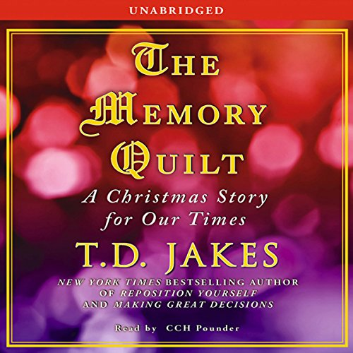 The Memory Quilt cover art