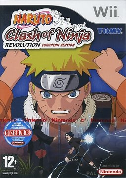Naruto: Clash Of Ninja Revolution European Version