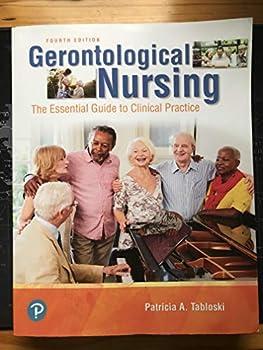 Paperback Gerontological Nursing Book
