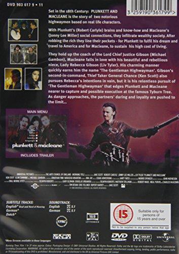 Plunkett And Macleane [DVD] [1999]