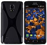 mumbi Hülle kompatibel mit Samsung Galaxy Note 4 Handy