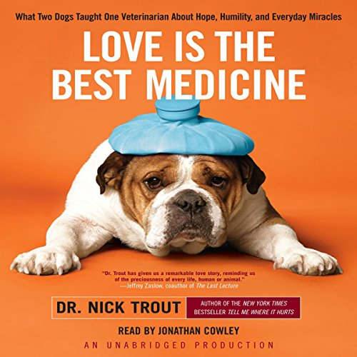 Love Is the Best Medicine audiobook cover art