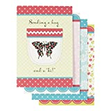DaySpring Thinking of You - Inspirational Boxed Cards - Polka Dots - 60943,Multi Color
