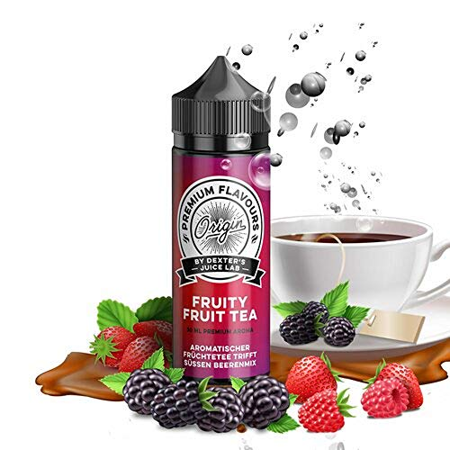 Fruity Fruit Tea Origin 30ml Longfill Aroma by Dexter's Juice Lab