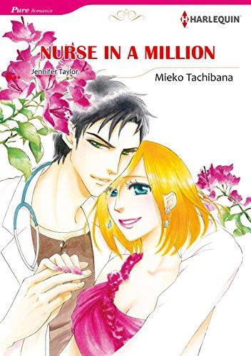 Nurse In A Million: Harlequin comics (English Edition)