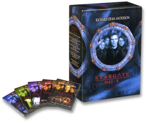 スターゲイト SG-1 シーズン1 DVDコンプリートBOX