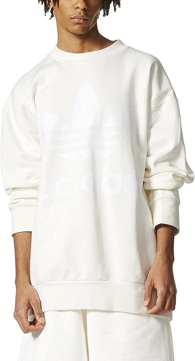 New color adidas Mens Reservation Originals ADC F Sweatshirt Crew