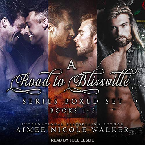 Road to Blissville Series Boxed Set cover art