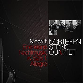 Mozart: Eine kleine nachtmusik, K. 525: 1. Allegro